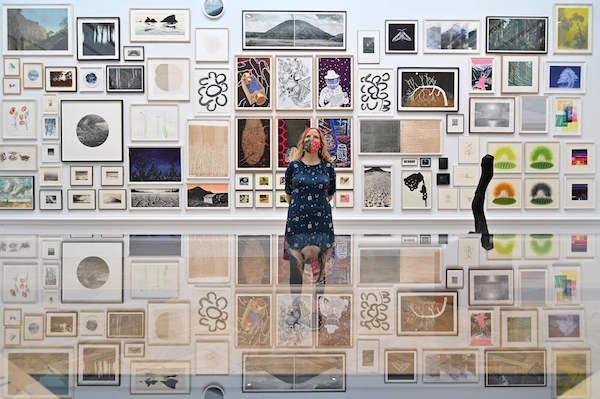 المعرض-الصيفي-للأكاديمية-الملكية-البريطانية-للفنون-الصيفية--في-لندن-