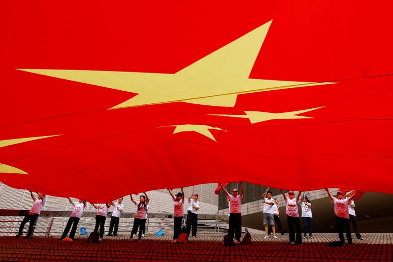 الصين-تحتفل-باليوم-الوطني-