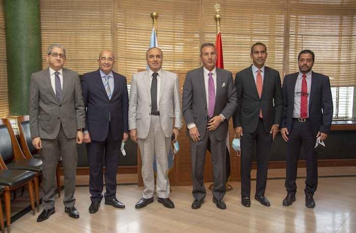 افتتاح-توسعات-فرع-بنك-مصر-بمبنى-مؤسسة-الأهرام