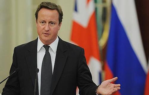 كاميرون يدعو بريطانيا إلى الانضمام للحملة العسكرية ضد داعش في سوريا  لضمان أمنها