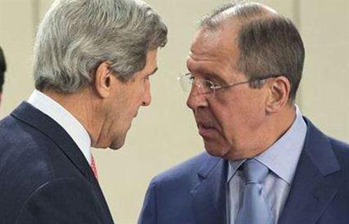 وزير الخارجية الأمريكية يعزي نظيره الروسي في حادث