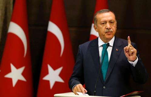 رغم إعلان عدم رغبته في التصعيد.. أردوغان: