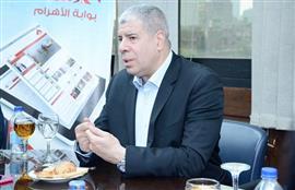 """الإعلامي أحمد شوبير  في ضيافة """"بوابة"""