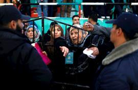 مصر تفتح معبر رفع البري في الاتجاهين