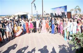 حفل عرض مواهب ملكات جمال العالم للسياحة