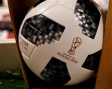 """الكرة الرسمية لكأس العالم ٢٠١٨ """"تيلستار"""""""