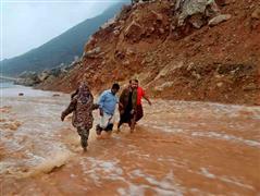 إعصار ميكونو يضرب جنوب سلطنة عمان