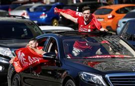 تفاؤل في صفوف جماهير ليفربول قبل مواجهة