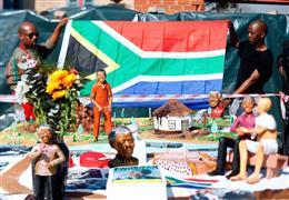 جنوب أفريقيا تصنع كعكة ضخمة للاحتفال بمي...