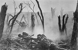 مائة عام على انتهاء الحرب العالمية الأولى