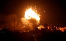اشتباكات بين المقاومة الفلسطينية وقوات