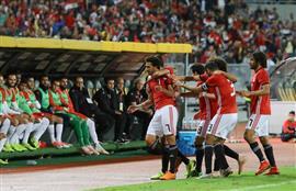 منتخب مصر يفوز علي تونس بالتصفيات المؤهلة