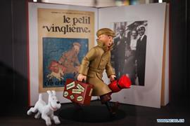 24 ألبوما هزليا للرسام البلجيكي جورج ريم...