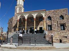 افتتاح مسجد الرحمن الرحيم في الغردقة