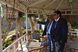 """وزيرا الري والشباب يفتتحان متحف """"معدات"""