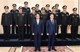 مشاركة الرئيس عبدالفتاح السيسي في الاحتفال