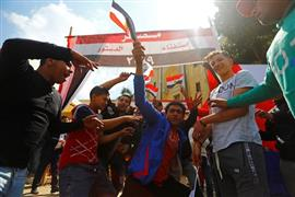 استمرار توافد المصريين على اللجان في