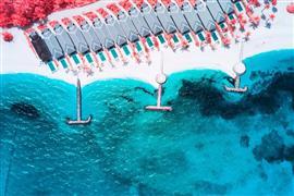جزيرة الأحلام في المالديف