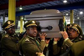 إثيوبيا تودع رئيس أركان جيشها بجنازة