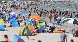 أوروبا على صفيح ساخن .. ودرجات حرارة