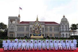 الحكومة التايلاندية تؤدى اليمين الدستورية