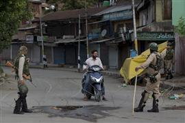 الهند تعيد فرض حظر التجول فى مدن كشمير