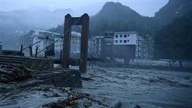 قتلى ومصابون بعد هطول أمطار غزيرة بالصين