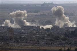 العدوان التركى على شمال سوريا