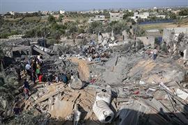غزة بعد العدوان الاسرائيلى