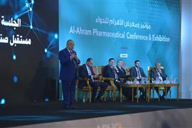 انطلاق مؤتمر ومعرض الأهرام الأول لصناعة