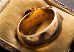 العثور على خاتم تاريخي بعد 17 عاما من سرقته