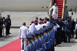 «تايلاند» تحتفل بزيارة البابا فرانسيس