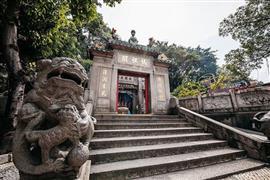 معبد الطاوية في الصين