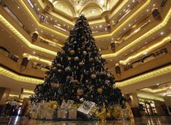 أشجار الميلاد الأعلى تكلفة في العالم