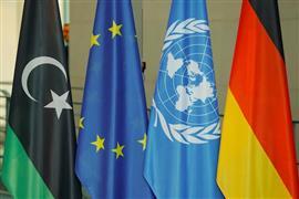 انطلاق مؤتمر برلين حول الأزمة الليبية