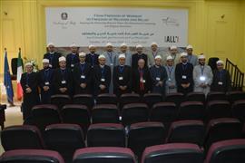 """فاعليات المؤتمر الدولي """"من حرية العبادة"""