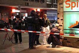 حادث اطلاق نار فى المانيا