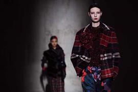 عرض الأزياء النسائية لخريف وشتاء 2020-2021