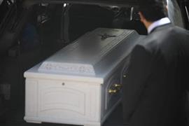 تشييع جنازة الفنان الكبير الراحل جورج سيدهم