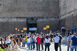 إعادة فتح متحف الفاتيكان للزوار