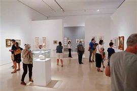 إسبانيا تعيد فتح متحف بيكاسو للجمهور