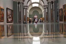 فتح متحف ديل برادو  في مدريد للجمهور