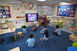 إعادة فتح المدارس الابتدائية بإنجلترا