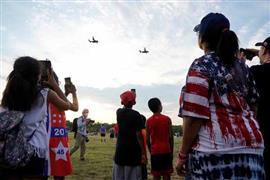امريكا تحتفل بعيد استقلالها