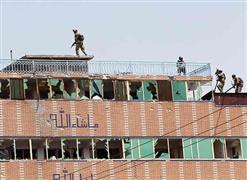 هجوم مسلح على سجن جلال آباد بأفغانستان