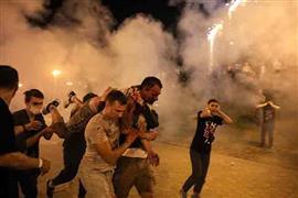 احتجاجات وشغب عقب الانتخابات الرئاسية