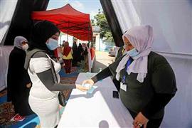 مشاركة المرأة في انتخابات مجلس الشيوخ ٢٠٢٠