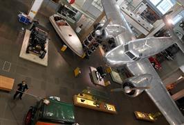 متحف العلوم في لندن يستعد لفتح أبوابه