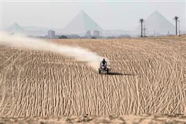 سباق الدراجات النارية بمنطقة أبو صير