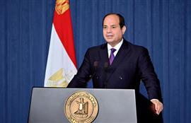 الرئيس السيسي يلقي كلمة مصر أمام الجمعية